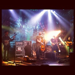 Photo taken at House of Blues by Nat F. on 10/21/2012