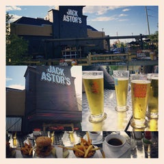 Photo taken at Jack Astor's Bar & Grill by Linus J. on 7/2/2015