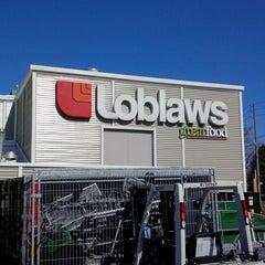 Photo taken at Loblaws by Linus J. on 4/19/2014
