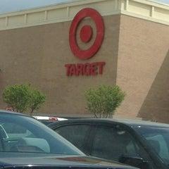 Photo taken at Target by Gracee-Ann J. on 3/22/2013