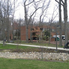 Photo taken at Cook Campus Center by Mark on 4/2/2016