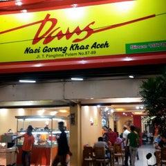 Photo taken at DAUS (Nasi Goreng) by Amik on 3/9/2015
