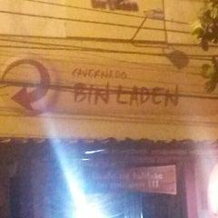 Photo taken at Caverna do Bin Laden by Najla A. on 1/23/2015
