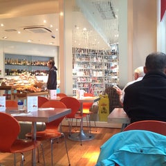 Photo taken at Carluccio's by Ivan T. on 10/2/2013