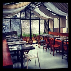 Photo taken at Sottocasa Pizzeria by Luca A. on 6/3/2013