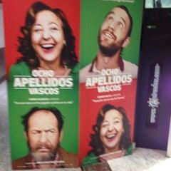 Photo taken at Cines Van Dyck El Tormes by Monica R. on 4/14/2014