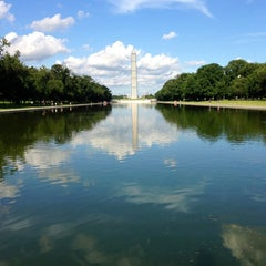 Photo taken at Washington Monument by Calvin L. on 6/23/2013