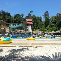 Photo taken at Bukit Gambang Water Park by Jonu D. on 10/6/2013