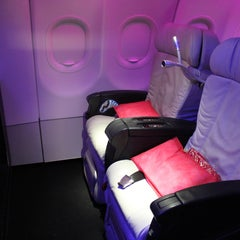 Photo taken at Virgin America by Henry R. on 5/4/2013