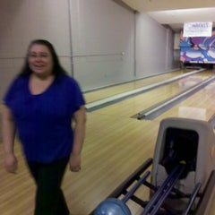 Photo taken at Custer Hill Bowling Center by Donna R. on 2/25/2013