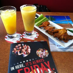 Photo taken at T.G.I. Friday's by Dann M. on 7/12/2013