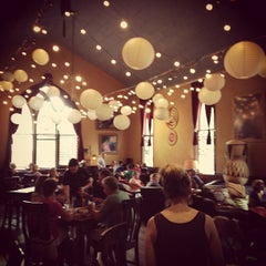 Photo taken at Rembrandt's Coffee Shop by Roger S. on 6/29/2013