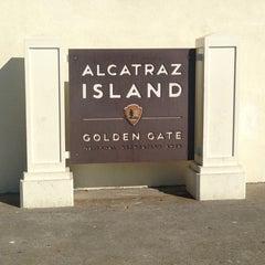 Photo taken at Alcatraz Island by Elle L. on 5/30/2013