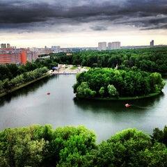 Photo taken at ПКиО «Измайловский» by Эмиль Н. on 5/26/2013