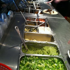 Photo taken at Chipotle Mexican Grill by Duane C. on 3/18/2013