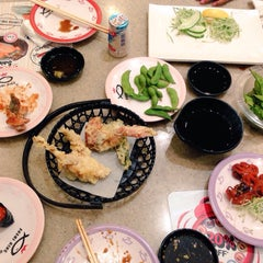 Photo taken at Sushi King by Eddie G. on 10/18/2015