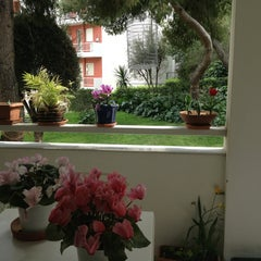 Photo taken at American College Of Greece- Residence 1 by Litsa P. on 3/31/2013