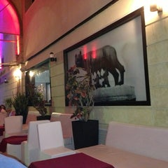 Photo taken at Roma Café by Lotfi Z. on 7/23/2013