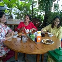 """Photo taken at Soto Kudus """"Menara Kudus"""" by venny f. on 11/30/2012"""