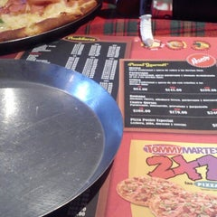 Photo taken at Tommy Pizzas by Giovana V. on 6/17/2013