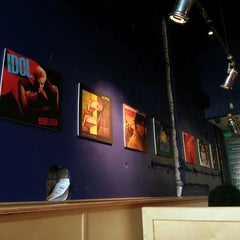 Photo taken at BGR - The Burger Joint by Tiffany B. on 6/15/2013