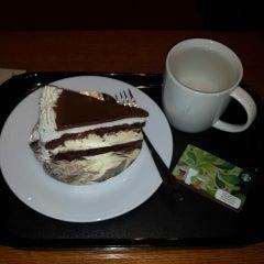 Photo taken at Starbucks (สตาร์บัคส์) by naphon l. on 1/18/2015