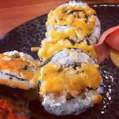 Photo taken at Yabi Sushi by Claudia S. on 9/17/2014