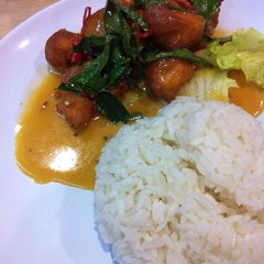 Photo taken at Fusion Asian Cuisine by Sue Ann L. on 11/13/2014
