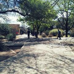 Photo taken at Universidad Nacional Río Cuarto by Nicolas A. on 10/8/2013