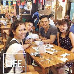 Photo taken at Pasar Tong Tong by Lany R. on 3/21/2015