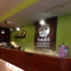 Photo taken at 帕喬斯墨西哥廚房 Pancho's Mexican Burrito Bar by Ming-Wei T. on 11/18/2013