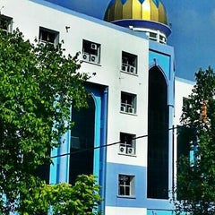 Photo taken at Majlis Agama Islam Negeri Johor by Ash S. on 10/16/2013