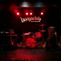 Photo taken at Boogaclub by Carlos I. on 11/1/2013