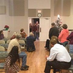 Photo taken at Crossroads Community Church by Jennifer W. on 12/15/2012