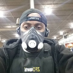 Photo taken at 24 Hour Fitness by Chris P. on 1/8/2016