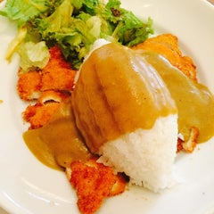 Photo taken at Wagamama by Essa A. on 5/13/2014