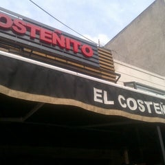 Photo taken at El Costeñito by Tyler D. on 3/1/2013