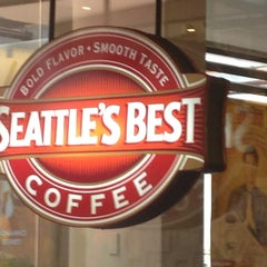 Photo taken at Seattle's Best Coffee by Aries L. on 3/9/2013
