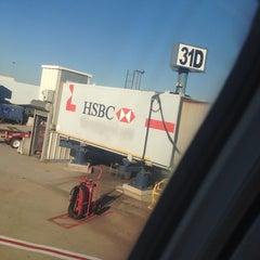 Photo taken at Gate 31 by Thaddeus S. on 11/8/2013