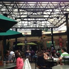 Photo taken at Plaza Loreto by Héctor G. on 6/16/2013