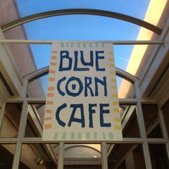Photo taken at Blue Corn Cafe And Brewery by Drew F. on 1/31/2013