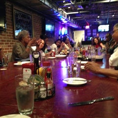 Photo taken at Jake's American Grille by Gautham N. on 6/26/2013