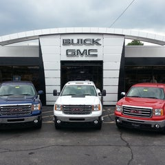 Photo taken at Sam Swope Buick GMC by Sam S. on 11/26/2013