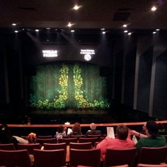 Photo taken at The Craterian Theater at The Collier Center for the Performing Arts by Jenna C. on 3/14/2013
