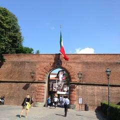 Photo taken at Fortezza da Basso by Brigitta S. on 6/27/2013