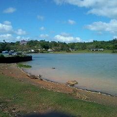 Photo taken at Caliraya Recreation Center & Resort by Vincent P. on 3/17/2013