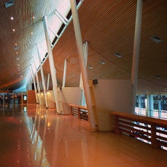 Photo taken at Aeropuerto Internacional El Tepual (PMC) by Craig F. on 12/24/2012