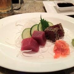 Photo taken at Sushi Hana Fusion Cuisine by John P. on 9/15/2012