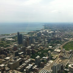 Photo taken at Original Sears Tower by Марина И. on 6/15/2014