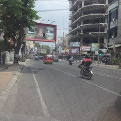 Photo taken at Jalan S.Parman by Vicky Noris P. on 3/7/2013
